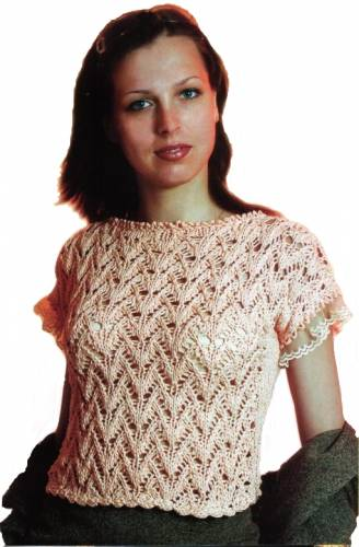 Схемы вязания крючком ажур - Схемы крючком бесплатно - Ажур